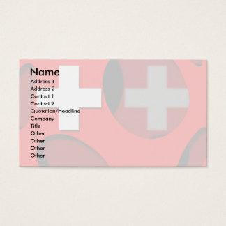 Suiza #1 tarjetas de visita
