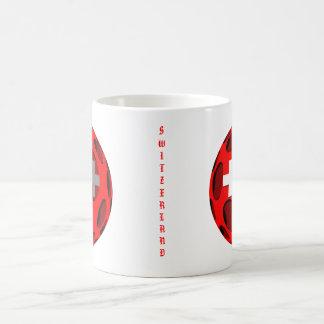 Suiza 1 taza de café