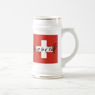 Suiza 2011 tazas