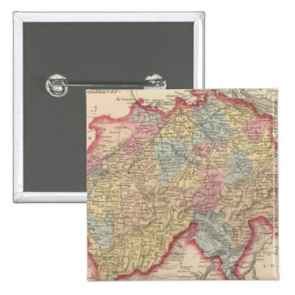 Suiza 6 pin cuadrada 5 cm