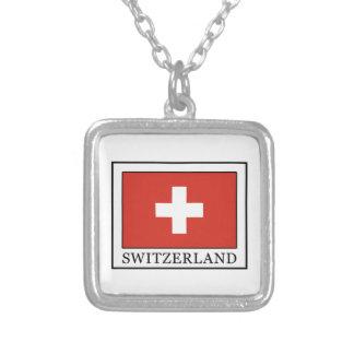 Suiza Colgante Cuadrado