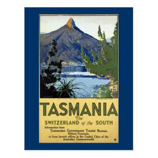 ~ Suiza de Tasmania del sur Postal