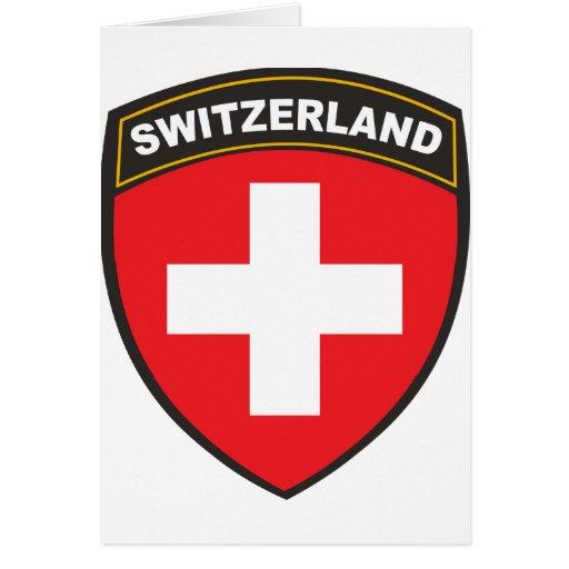 Suiza Felicitación