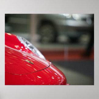 SUIZA, GINEBRA: 75.o Auto anual 2 de Ginebra Póster
