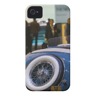 SUIZA, GINEBRA: 75.o Auto anual 7 de Ginebra iPhone 4 Cárcasas