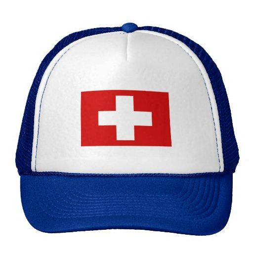 Suiza Gorras De Camionero