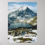 Suiza, Grindelwald, montañas de Bernese, visión Posters