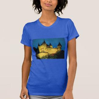 Suiza laca Leman castillo de Nyon Camisetas