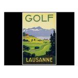 Suiza Lausanne Postal
