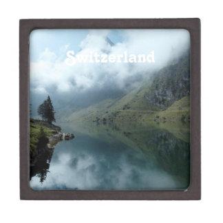Suiza magnífica caja de joyas de calidad