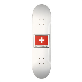 Suiza Patín Personalizado