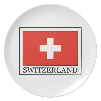 Suiza Platos