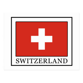 Suiza Postales
