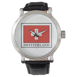 Suiza Reloj De Mano