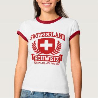 Suiza Schweiz Camisas