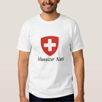 Suiza Schweizer Nati Polera