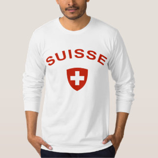 Suiza Suisse Camisas