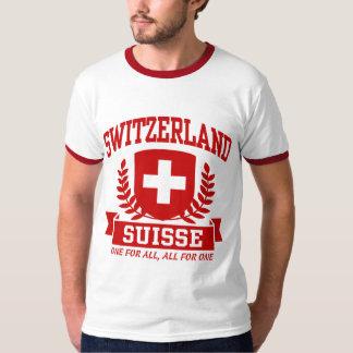 Suiza Suisse Playera
