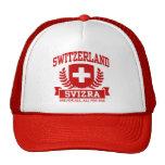 Suiza Svizra Gorro De Camionero