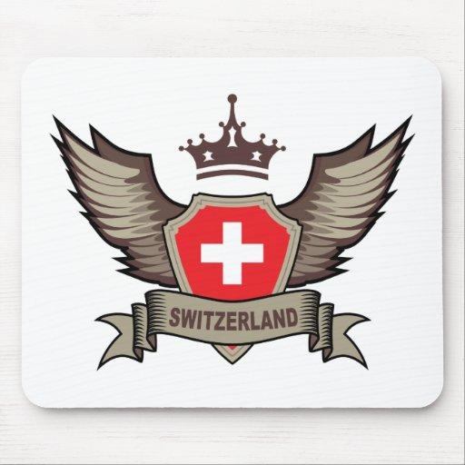 Suiza Tapete De Ratón