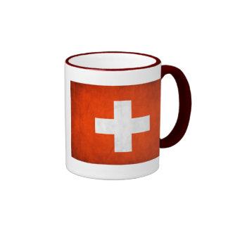 Suiza Taza A Dos Colores