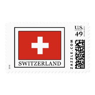 Suiza Timbre Postal