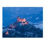 SUIZA, Wallis/Valais, SION: Basilique de Tarjeta Postal