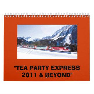 """suizo-paso, 3, la """"FIESTA DEL TÉ EXPRESA 2011 y Calendarios De Pared"""