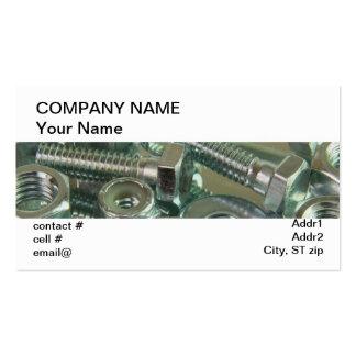 sujeciones clasificadas tarjeta personal