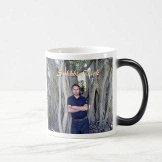 Sukhbir Magic Mug