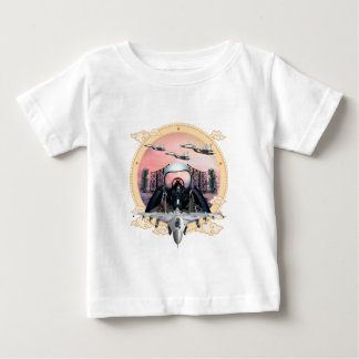 SUKHOI Jet Fighter Baby T-Shirt