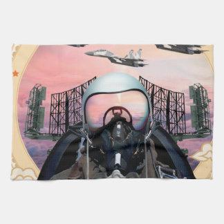 SUKHOI Jet Fighter Towels