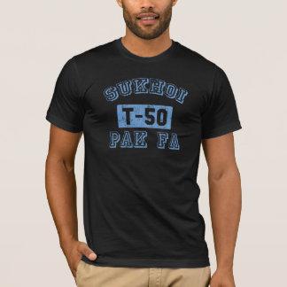 Sukhoi PAK FA - BLUE T-Shirt