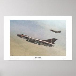 Sukhoi Su-7BMK Poster