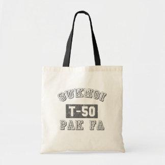 Sukhoi T-50 PAK FA Tote Bag