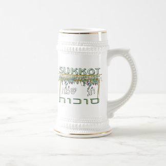 Sukkot Beer Stein