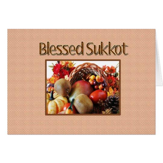 Sukkot greeting card zazzle sukkot greeting card m4hsunfo