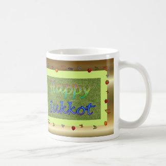 Sukkot Jewish Feast of Tabernacles Feast of Booths Coffee Mug