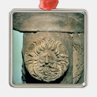 Sul, a native British god, Roman period Metal Ornament