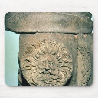 Sul, a native British god, Roman period Mouse Pad