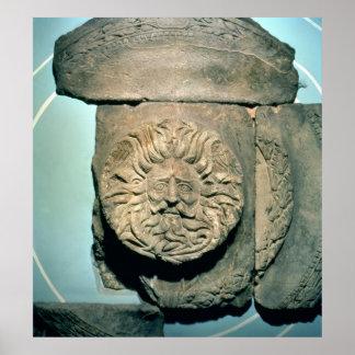 Sul, a native British god, Roman period Poster