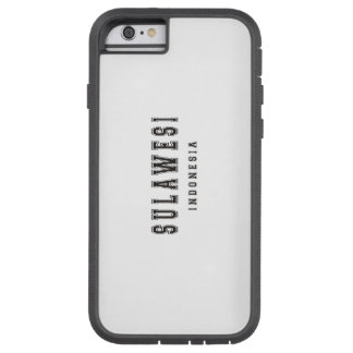 Sulawesi Indonesia Tough Xtreme iPhone 6 Case