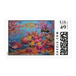 Sulawesi Reef Stamps