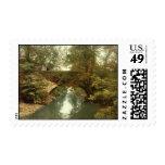 Sulby Glen Bridge, Ramsey, Isle of Man, England Postage Stamps