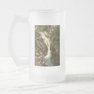Sulby Glen Upper Falls, Ramsey, Isle of Man Mugs