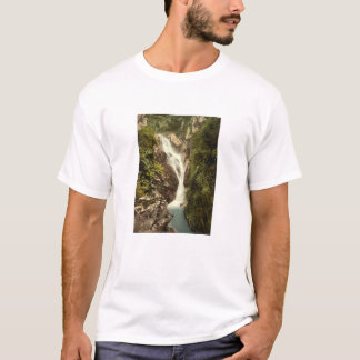 Sulby Glen Upper Falls, Ramsey, Isle of Man T-Shirt
