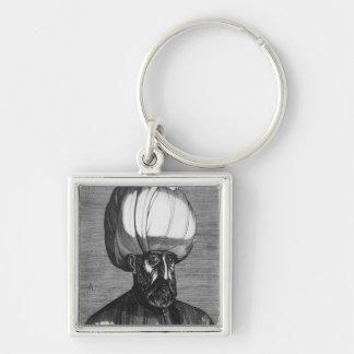 Suleiman el magnífico llaveros personalizados