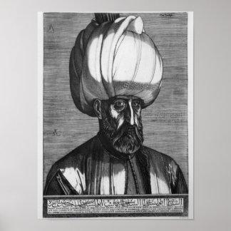 Suleiman el magnífico impresiones