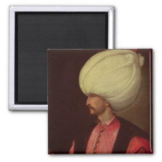 Suleiman II Imán Para Frigorífico