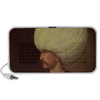 Suleiman II Mp3 Altavoces